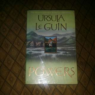Powers by Ursula Le Guin