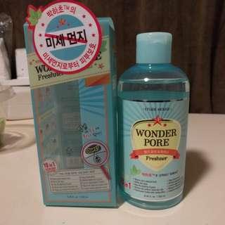 Etude House Wonderpore Freshner/ Toner
