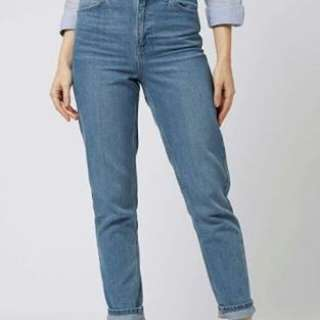 Topshop Mom Jeans W28
