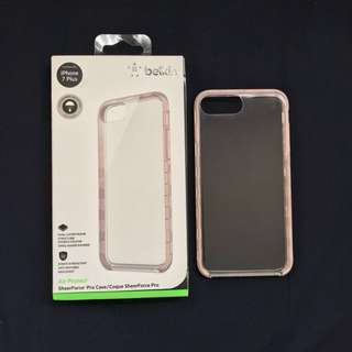 REPRICED! Belkin Air Protect Sheerforce Pro for iPhone 7 Plus