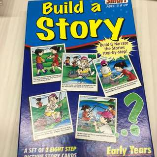 story building games