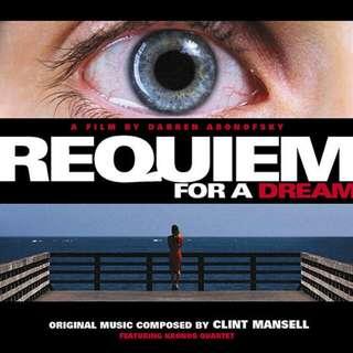Requiem For A Dream | Movie Soundtrack | CD