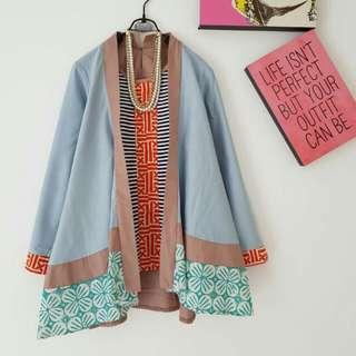 Blouse Batik ( foto geser ➡ )
