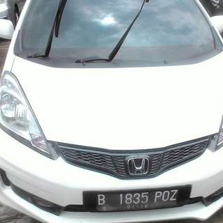 2012 jazz rs  at putih