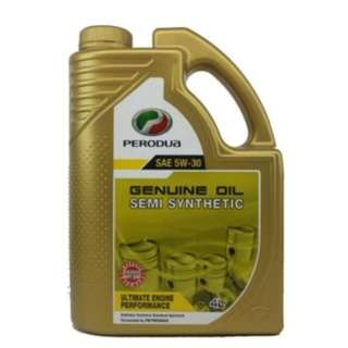Engine Oil produa