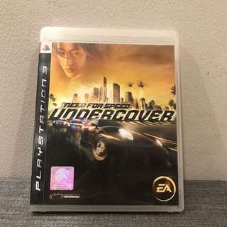 Undercover Need for Speed Game