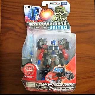 Transformer Takara Optimus Prime Laser $38