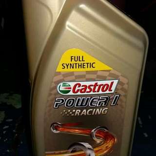 Castrol Full Sintetik Engine Oil
