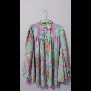 Dian pelangi rainbow shirt