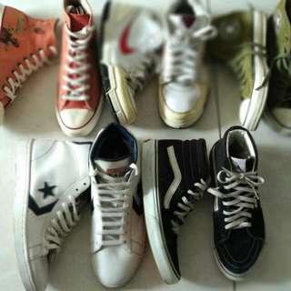 Converse,vans,nike Original