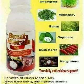 Buah Merah Mix(anti-oxidant) juice