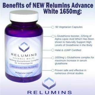 Relumins Advanced Whitening Oral 15x