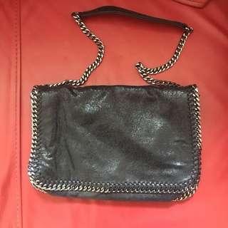 Staccato hand bag not Stella Mccartney (Black)