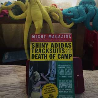 Shiny Adidas Tracksuits and the Death of Camp and other Essays by Might Magazine