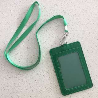 🆕 Lanyard Card Holder
