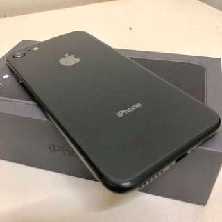 Iphone8/4.7寸/黑色/64G