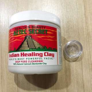Indian Healing Clay aztec secret TAKAL SAMPLE size