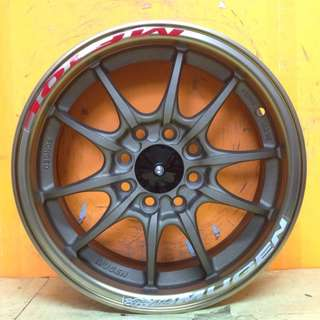 14 inch SPORT RIM MUGEN MF10 RACING WHEELS
