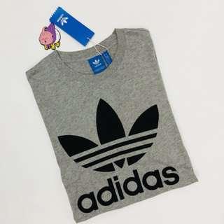 Adidas 3葉 Logo Tee