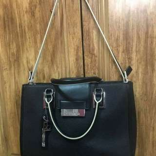 calvin klein leather