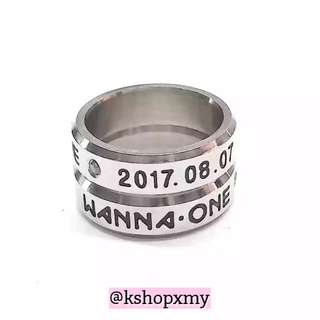 Wanna One Ring