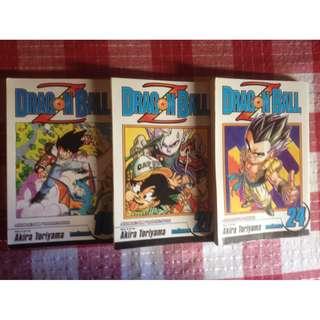 Dragon Ball Z Manga (Everything for $5)