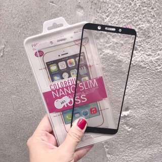 A83/A8/A8PLUS FULL COVER GLASS @ RM9‼️