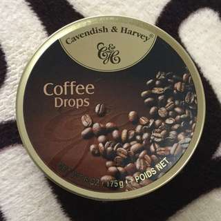 Cavendish and Harvey Coffee Drops