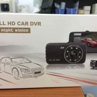Car Camcorder FULL HD CAR DVR NIGHT VISION