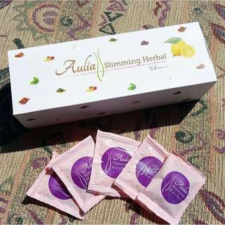 Aulia Slimming Herbal TRIAL! (Strong)