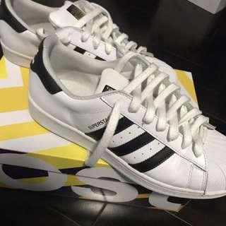 Adidas Superstars 9.5