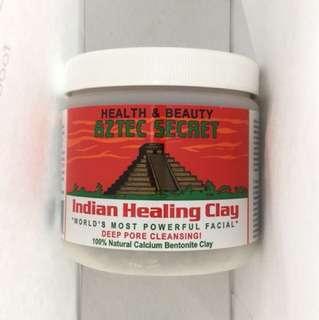 On hand aztec secret indian healing clay