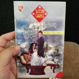 Pocket Book (Second Chance Presents - Karayom Sa Bunton ng Dayami)