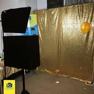 EA Photobooth instant photo booth unlimited prints