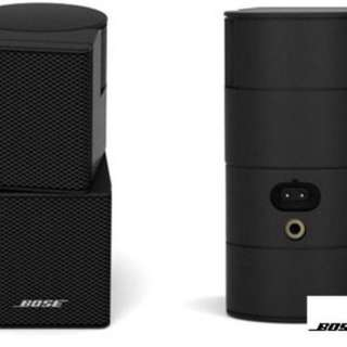 A set of Bose Jewel Cube Speakers