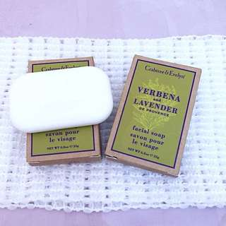 Crabtree & Evelyn Facial Soap