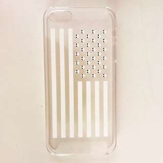 Brandy Melville USA Alien Iphone case (Iphone 5/5s)