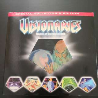Visionaries (Knights of Magical Light) VCD Set