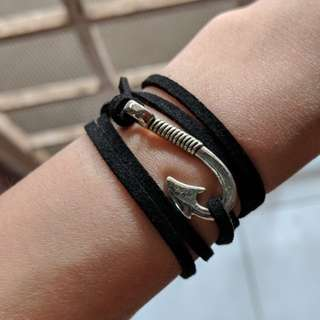 Wrap Around Hook Bracelet