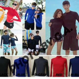 COUPLE TOP RASHGUARD