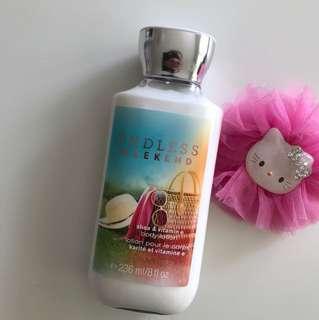 Brand new! Bath & Body Works Body lotion