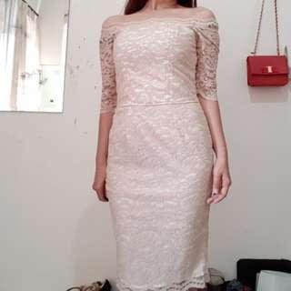 Sabrina dress Iconette
