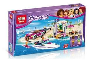 Lepin Girls Club 01037