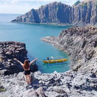 Laki Beach and Five Fingers - Mariveles Bataan Tour