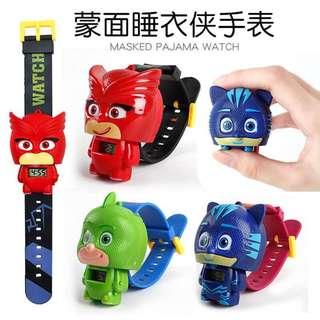 PJ Mask Watch