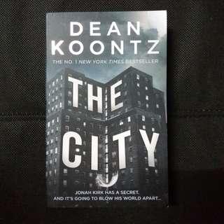 The City by Dean Koontz