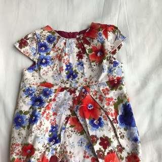 Peony pretty dress 3-6 months