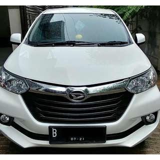 Daihatsu Great Xenia 1.3 R MT Deluxe Velg Racing 2016 Putih - KM 16Rb - Full Ori