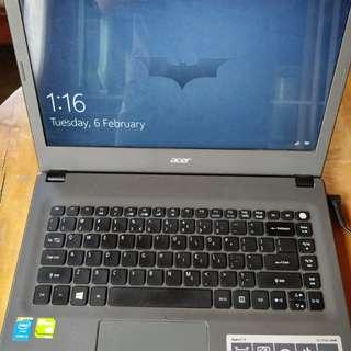 Acer Aspire E14