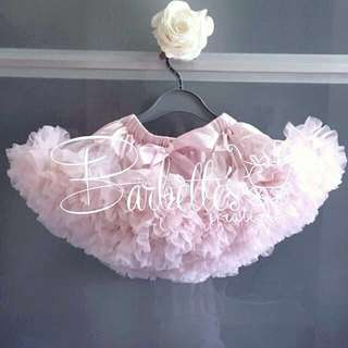 Budget Tutu skirt - Baby (Pale Pink)
